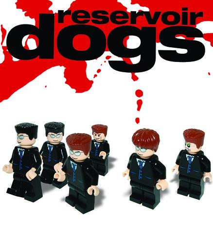 Ressie Dogs LEGO stylie | by Mr Craig Lyons.