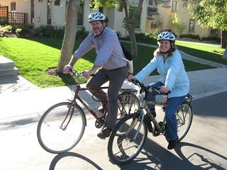 Palo Alto bicycle commuters   by Richard Masoner / Cyclelicious