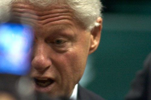 Bill Clinton @ UNCC | by Justin Ruckman