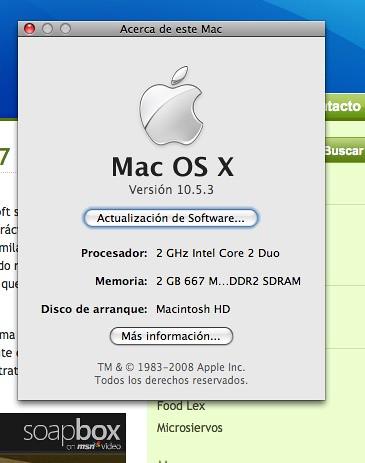 osx 10.5.3 | by marcospozo