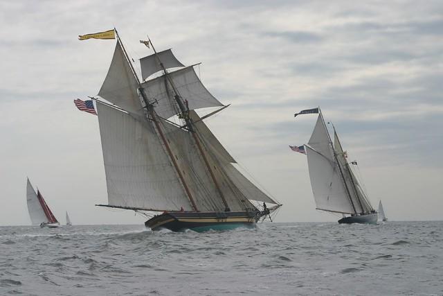 2007 Chesapeake Bay Schooner Race