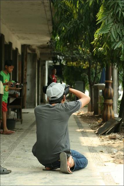 Taking a Shot