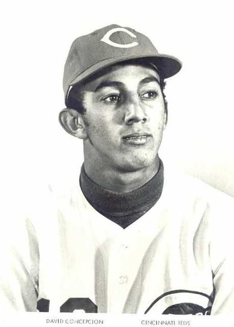 David Concepción Nº 13 Rojo de Cincinnati.   Ysmael Quero   Flickr