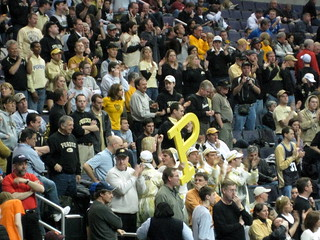 Purdue at the NCAA Tourney | by Frank Gruber
