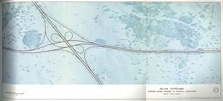 Willow Expressway, Junipero Serra Freeway to Foothill Expressway (1959)
