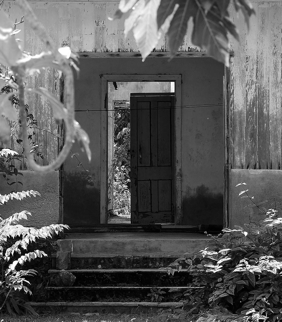 Een open deur - Overdenking 31 december