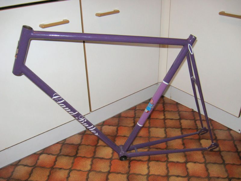 50s Claud Butler Lugless Frame Steve Airey Flickr