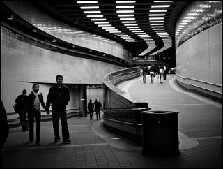 Winding Paths, Harvard Sq. T | by Gautham Narayan