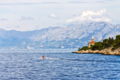 Going from Makarska to Jelsa | by ahenobarbus