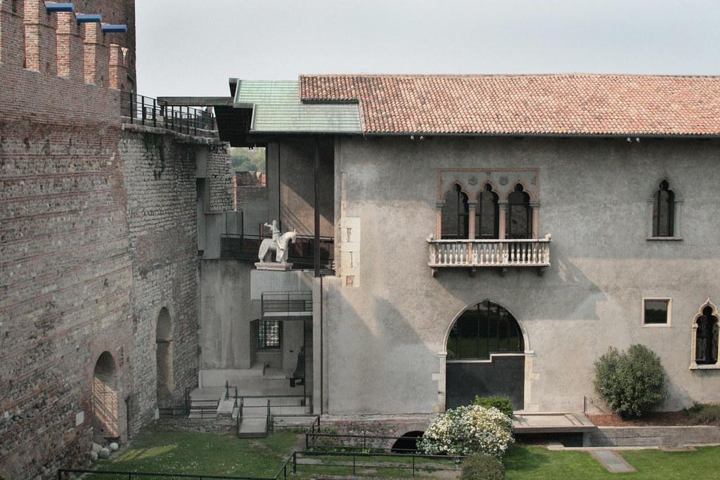 Museo Di Castelvecchio.Museo Di Castelvecchio Carlo Scarpa Fredefele Flickr