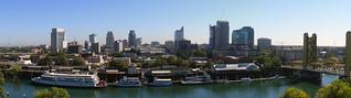 Sacramento Skyline | by J.smithWP