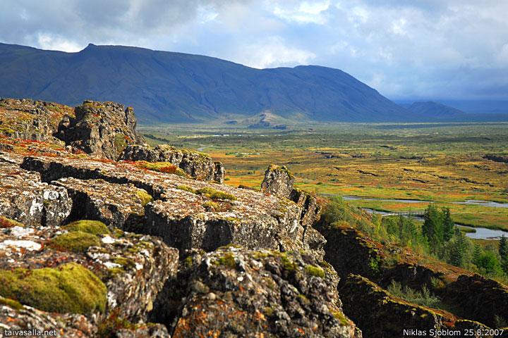 Iceland Þingvellir