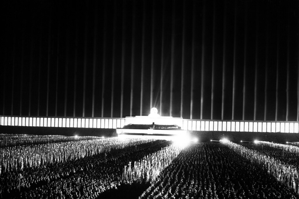Public Domain: Nuremberg, 1937 (HD-SN-99-02643 - DOD/NARA