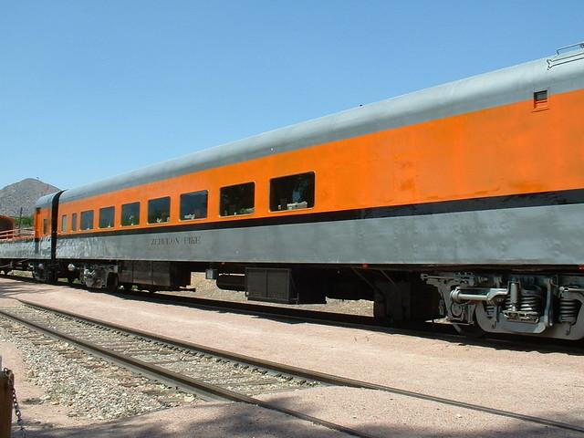 Royal Gorge Railcar