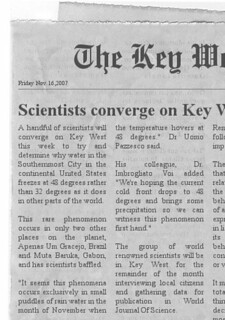 Scientists In Key West - Scan | by Key West Wedding Photography