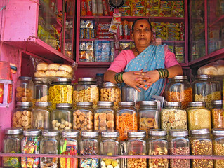 Stall in Pink | by Meanest Indian