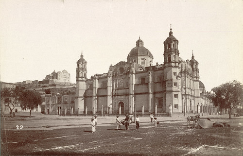 Mexico City. The Basilica of Our Lady of Guadalupe | by Cornell University Library