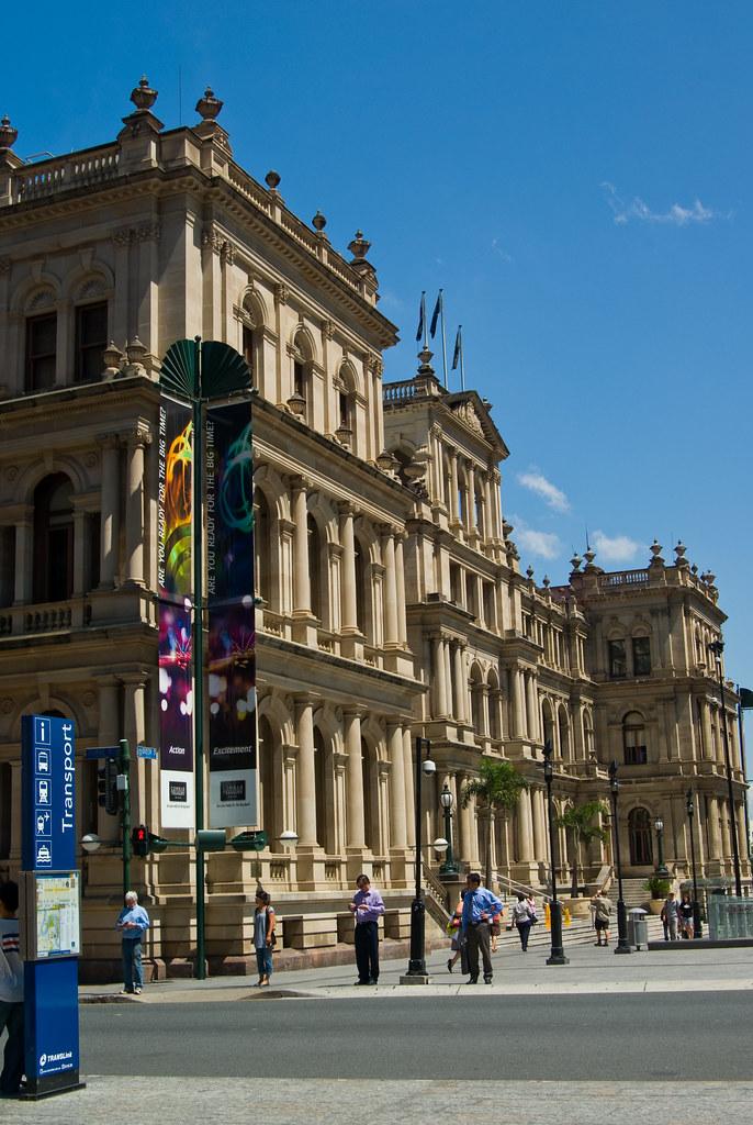 Treasury Casino Brisbane Address