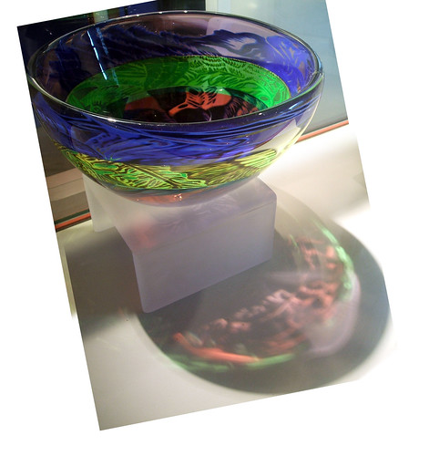 Glass Bowl by Helen Millard | by Dominic's pics