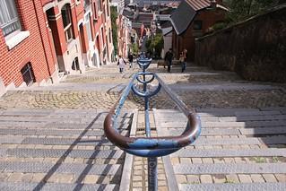 Down to Liège