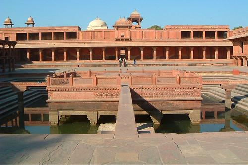 Fatehpur Sikri: Anup Talao