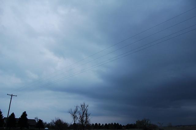 042408 - Mild April Nebraska Thunderstorm