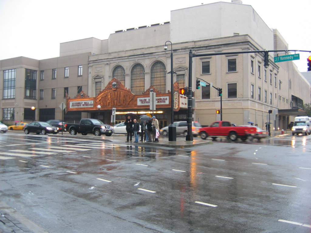first image of Testigos De Jehova En Morrison New Jersey Jersey with Stanley Theater Jersey City, NJ | rainy weather - brought ...