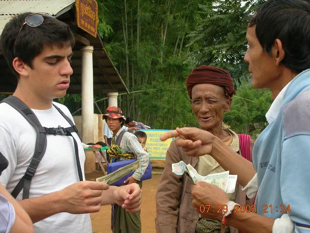 Negotiating (Burma)