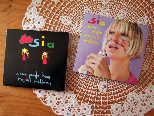 new sia cd | by decor8