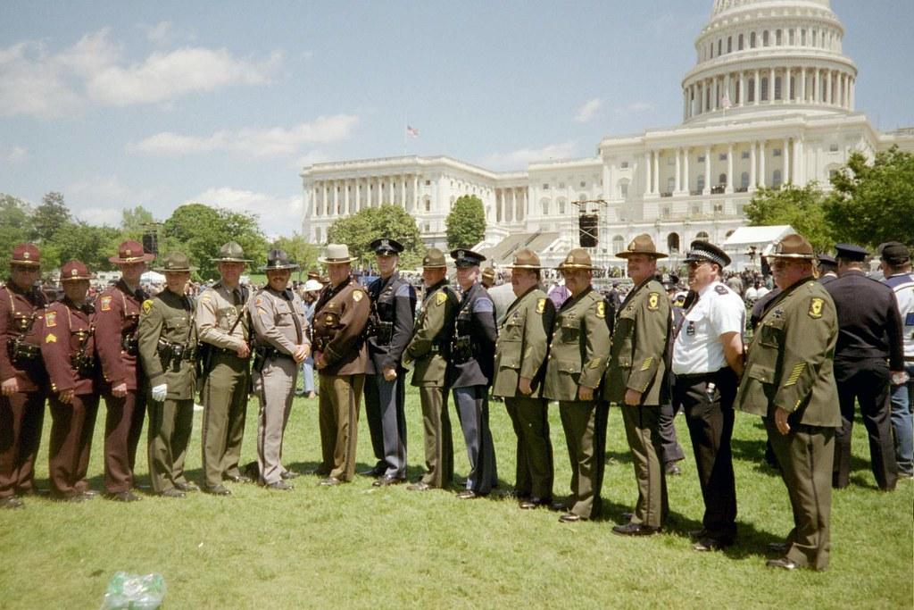 USA 2002 Police Week - Washington DC
