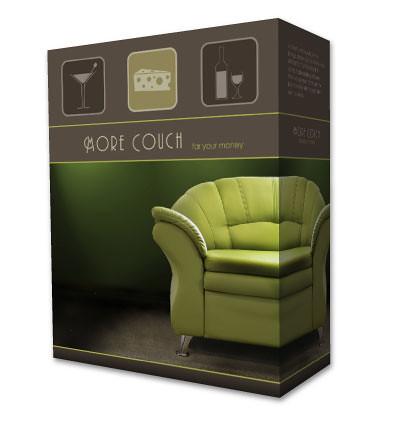 3D design box