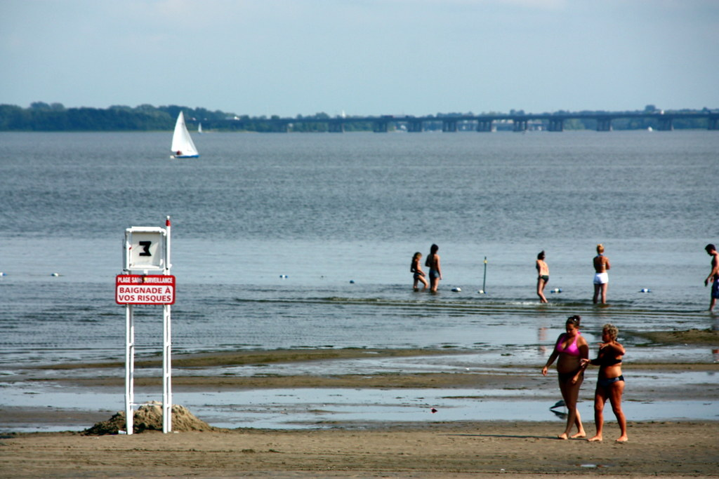 Praia de Oka / Oka Beach   Nos arredores de Montreal