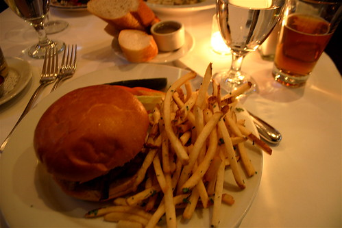 My burger, Washington Street Bar & Grill | by allaboutgeorge