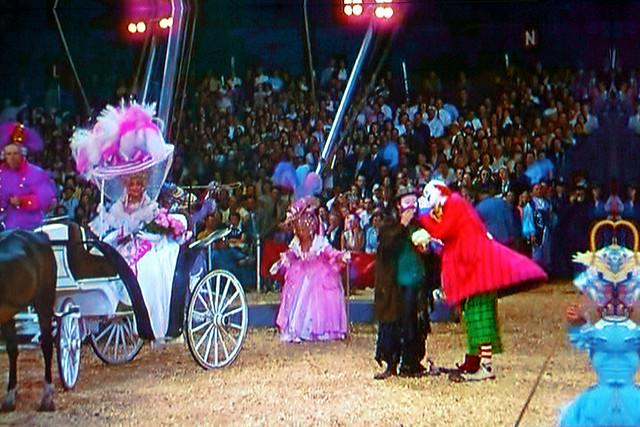The Greatest Show on Earth TV Shot
