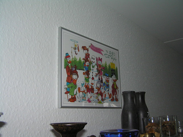 Another Don Rosa poster