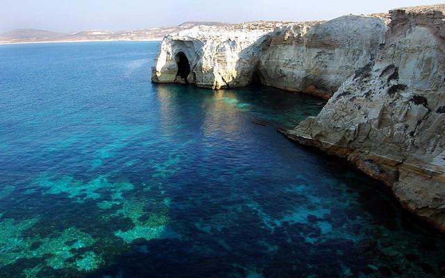 Isla de Grecia