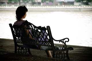 The lonely woman | by johanlb