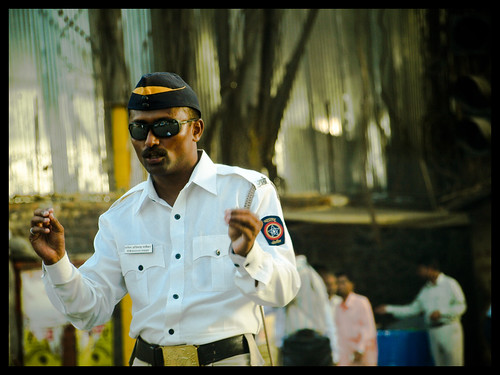 TheCool Cop | by calamur