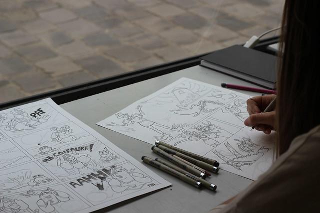 École de bande dessinée Jean Trubert