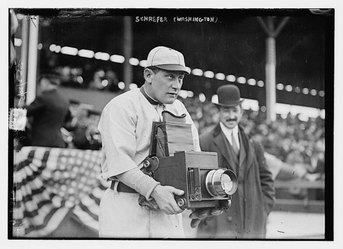 [Germany Schaefer, Washington AL (baseball)]  (LOC) | by The Library of Congress