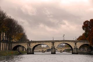 Puentes de París   by R.Duran