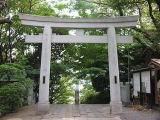 Shinto Shrine Entrance | by CaDeltaFoto
