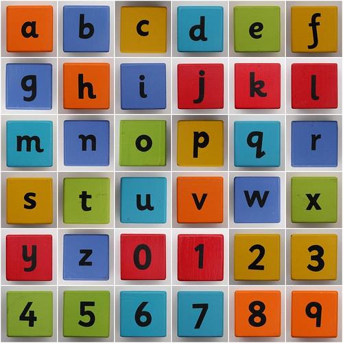 Alphabet Blocks | by Leo Reynolds