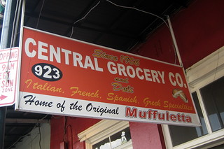 New Orleans - French Quarter: Central Grocery Company   by wallyg