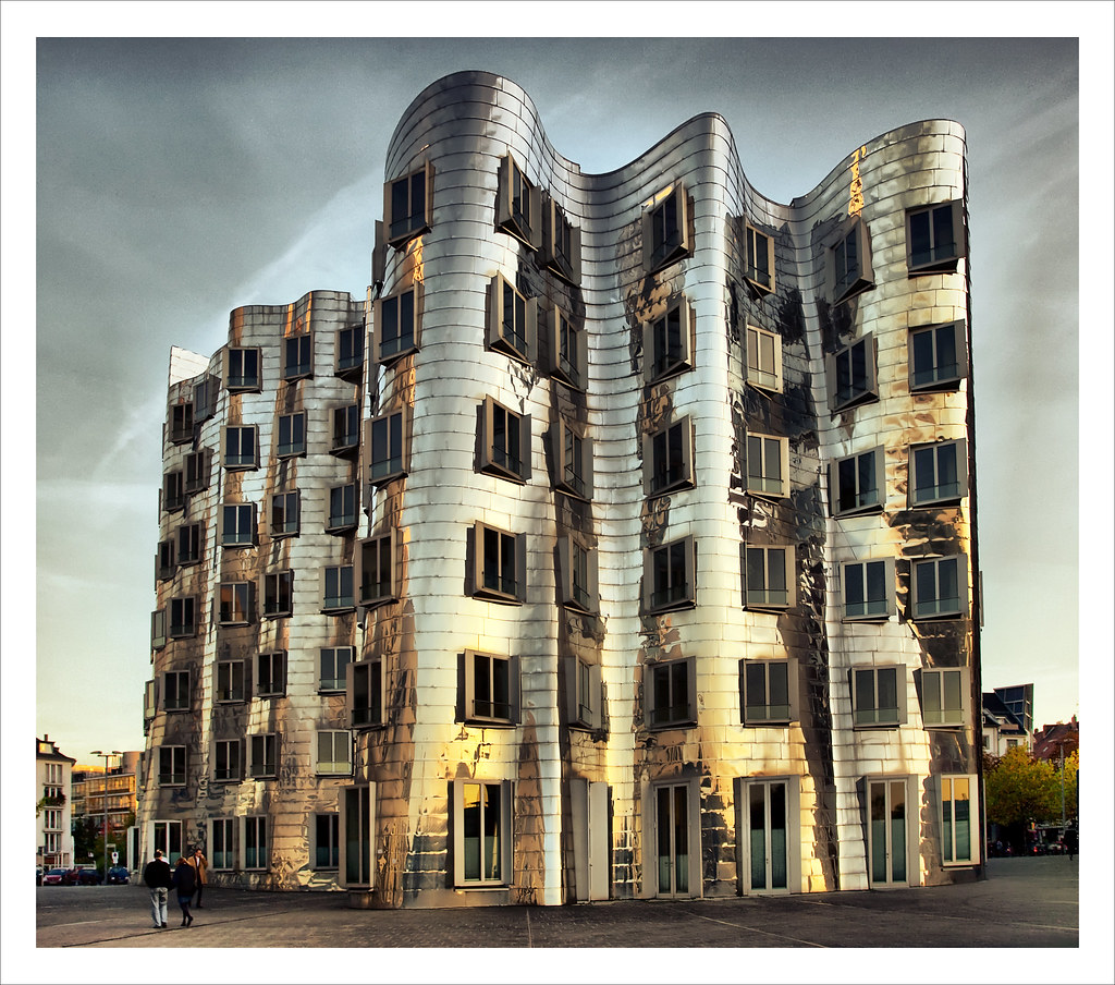 Frank Owen Gehry by Jörg Wanderer Photography