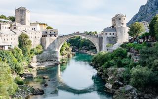 Mostar's Bridge | by Maëlick