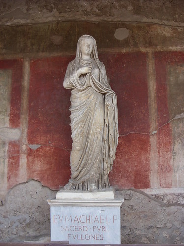 Pompeii Scenes - Eumachia