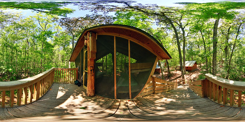 park camp panorama nature canon outdoors florida treehouse dynamicrange hdr 360x180 360° sigma1020mm claycounty equirectangular superwide perfectpanoramas enfuse chowenwaw