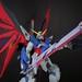 Destiny Gundam Extreme Burst Mode