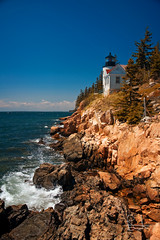 Bass Harbor Head Light | by brentdanley